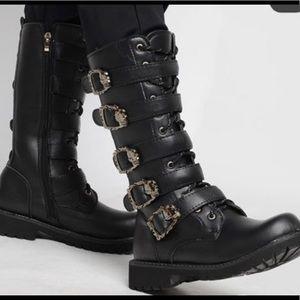 Men's Gothic Boots